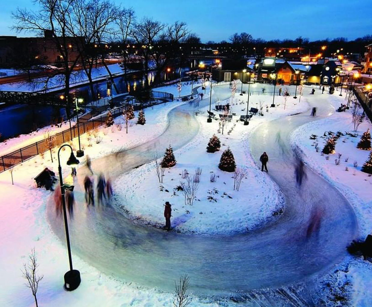 NIBCO Water & Ice Park in Elkhart